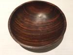 Wooden Bowl Med